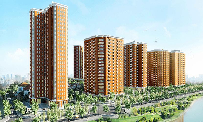 dự án chung cư ct3 nghĩa đô 106 hoàng quốc việt